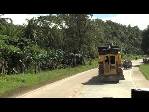 Travel with me from Tubod, Surigao del Norte to Kitcharao, Agusan del Norte