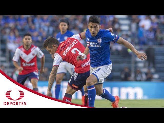 Resumen Cruz Azul 1 - 0 Veracruz | Apertura 2017 - Jornada 17 | Televisa Deportes