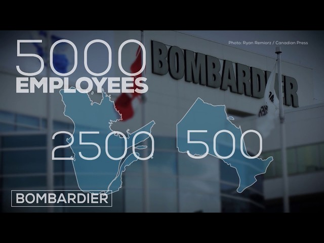 What changes did Bombardier make?