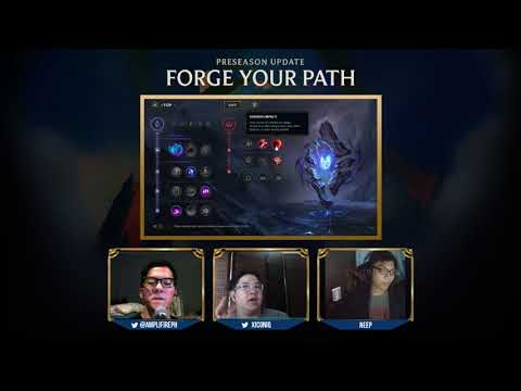 Preseason Guide ft. Iconiq and Neep