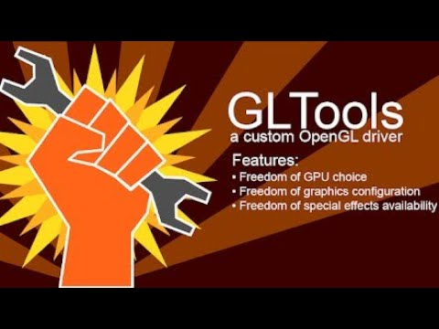 Gltools 3 06 Apk Root Youtube