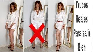 Como SALIR BIEN EN LAS FOTOS / 12 trucos que utilizan todas  en Instagra. Look good in photos