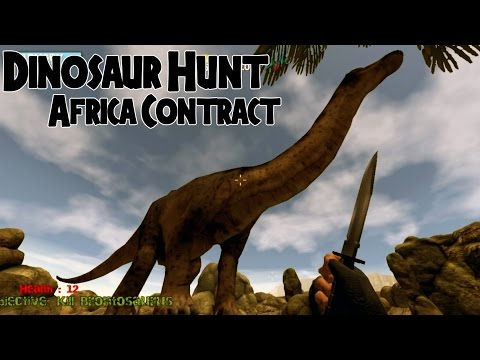 First Impressions On: Dinosaur Hunt: Africa Contract