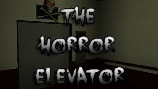 Lift yang menyeramkan!!! [The Horror Elevator] Roblox #Malaysia