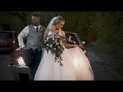 Strickler-Hayden Wedding