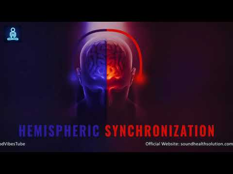 Strengthen Your Brain : Brain Hemispheric Synchronization ☯