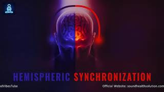 Strengthen Your Brain : Brain Hemispheric Synchronization ☯ Theta B...