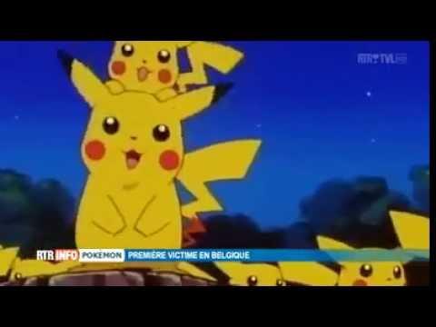 Pokemon , Pikachu , Allah u Akbar