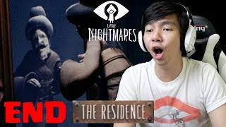 Terungkap Wajah The Lady Little Nightmares The Residence Indonesia END