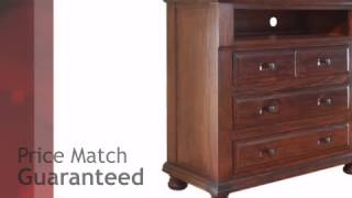 Copan 3 Drawer Media Chest - Lonestarwesterndecor.com