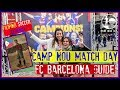 FC BARCELONA TICKETS | Camp Nou Match Day Travel Guide
