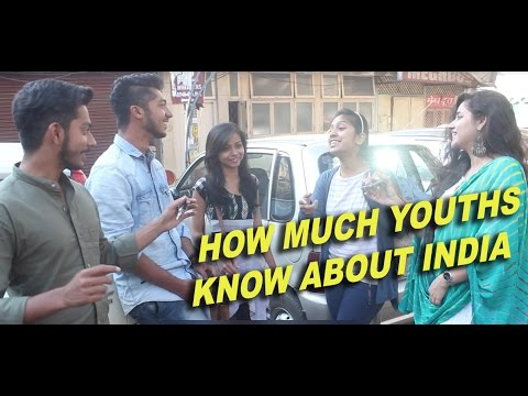 G.K. Test : How much Youths know about India | Republic Day Special