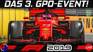 F1 2019 GPO #3 Livestream Event von PietSmiet | Formel 1 Gameplay German
