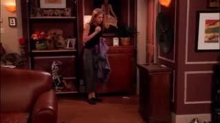 Rachel Green white thong slip on Friends