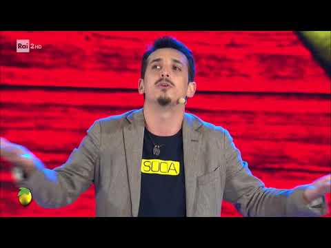 Roberto Lipari - Sicilia Cabaret 16/07/2018