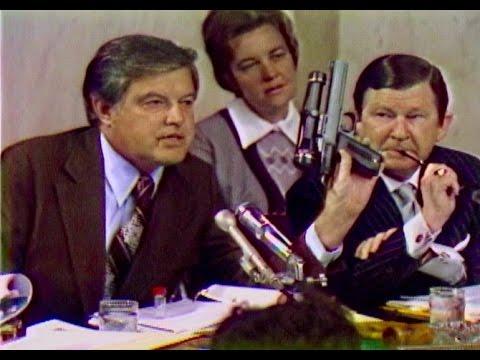 1975-76 Church Committee Origins - Senate Historian Katherine Scott