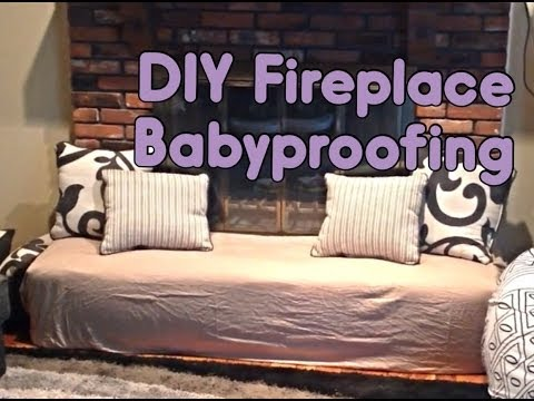 How To Baby Proof Your Fireplace Step By Guide