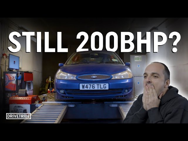 How much power has this car lost in 20 years and 150,000 miles?
