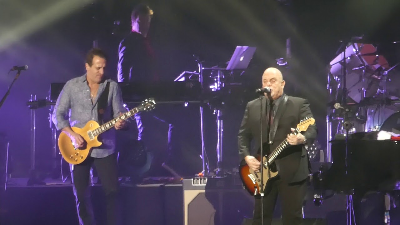 A Matter Of Trust Billy Joel Madison Square Garden New York 12 20 17 Youtube