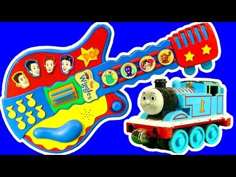 The Wiggles & Beatles Collecting Tips Thomas Tank Toy Story Trains Top Fan Prize Winner