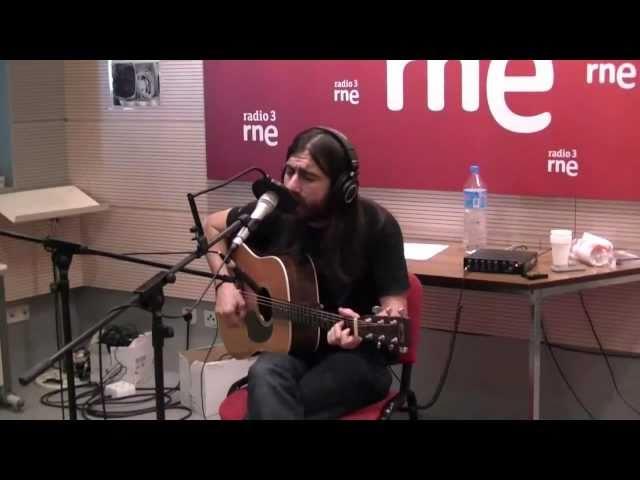 DANIEL MERINO - 'Me han abducido los E.T.' (Radio 3)