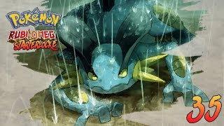Pokémon RO StarterLocke Ep.35 - S W A M P E R T
