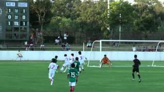 2012 豊田国際ユース(U-16) 名古屋・愛知・豊田選抜vsメキシコ 全得点