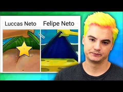 OS PIORES MEMES DO FELIPE NETO - APEI
