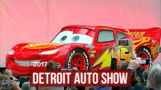 Detroit Auto Show was inspiration for Pixar