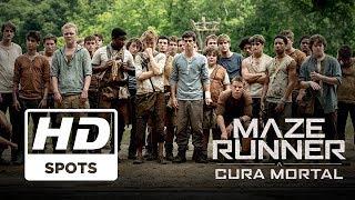 Maze Runner: A Cura Mortal | Spot Oficial 4 | Legendado HD
