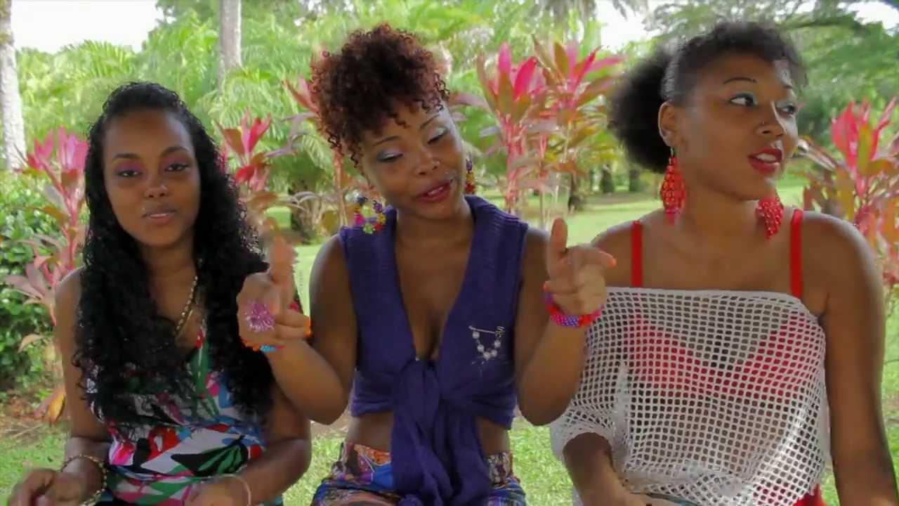 Chinese Guyanese Gyal Overtime Riddim Ragga Dancehall Avril 2017