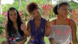 Chinese-Guyanese gyal. (overtime riddim)ragga dancehall avril 2013.