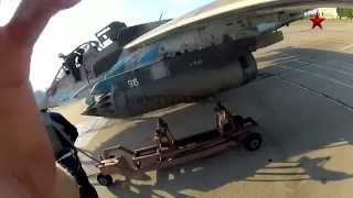 SYRIAN REBEL KILLER Russian Sukhoi Su 25