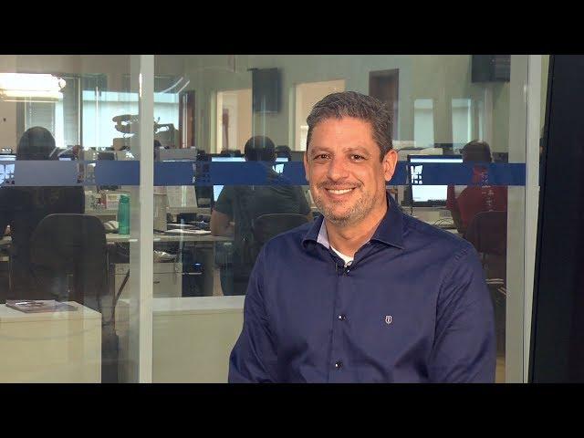 Alexsandro Alves Martins - Gerente de produção da Votorantim Energia