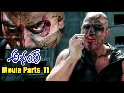 Abhay Movie Parts 1111    Kamal Hassan, Raveena Tandon    Ganesh Videos