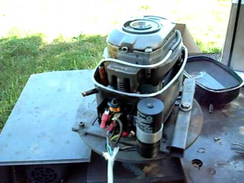 Fridge Compressors get Naked! 2 - YouTube