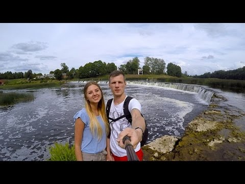Latvia summer trip/GoPro/2016