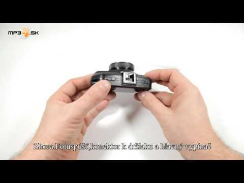 TrueCam A7s - HD autokamera, MP3.sk video