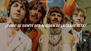 Baby You're a Rich Man - The Beatles [Subtitulada en español]