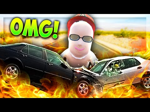 BABY CRASHES CAR!!! (Who's Your Daddy) |