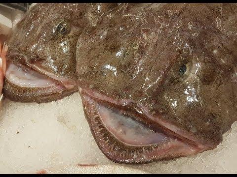 Как приготовить рыбу черт
