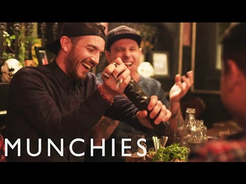 Rustic Cocktails, Dildos, & Mr. Montreal: Chef's Night Out With Le Bremner