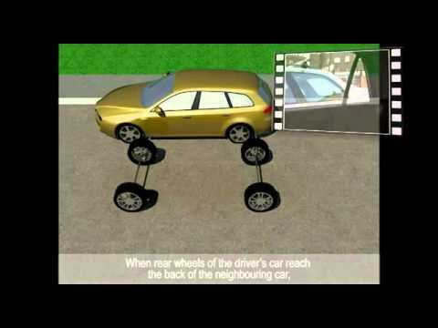 Kỹ thuật đỗ xe song song