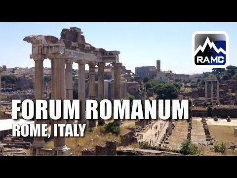 Forum Romanum Führung - City Tour Guide