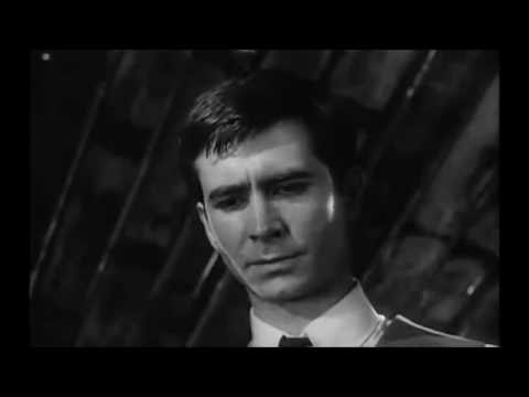 Osgood Perkins and Anthony Perkins ~ I Came for Fire