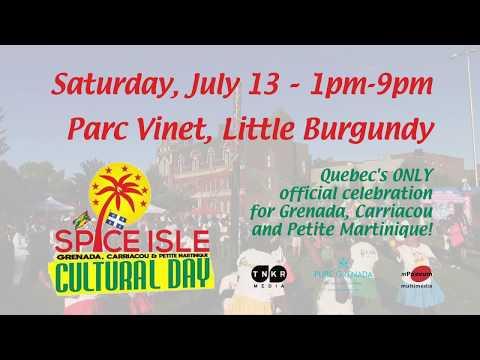 Spice Island Cultural Day