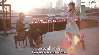 Repeat youtube video [ Vietsub + Kara ] All Of Me - John Legend & Lindsey Stirling
