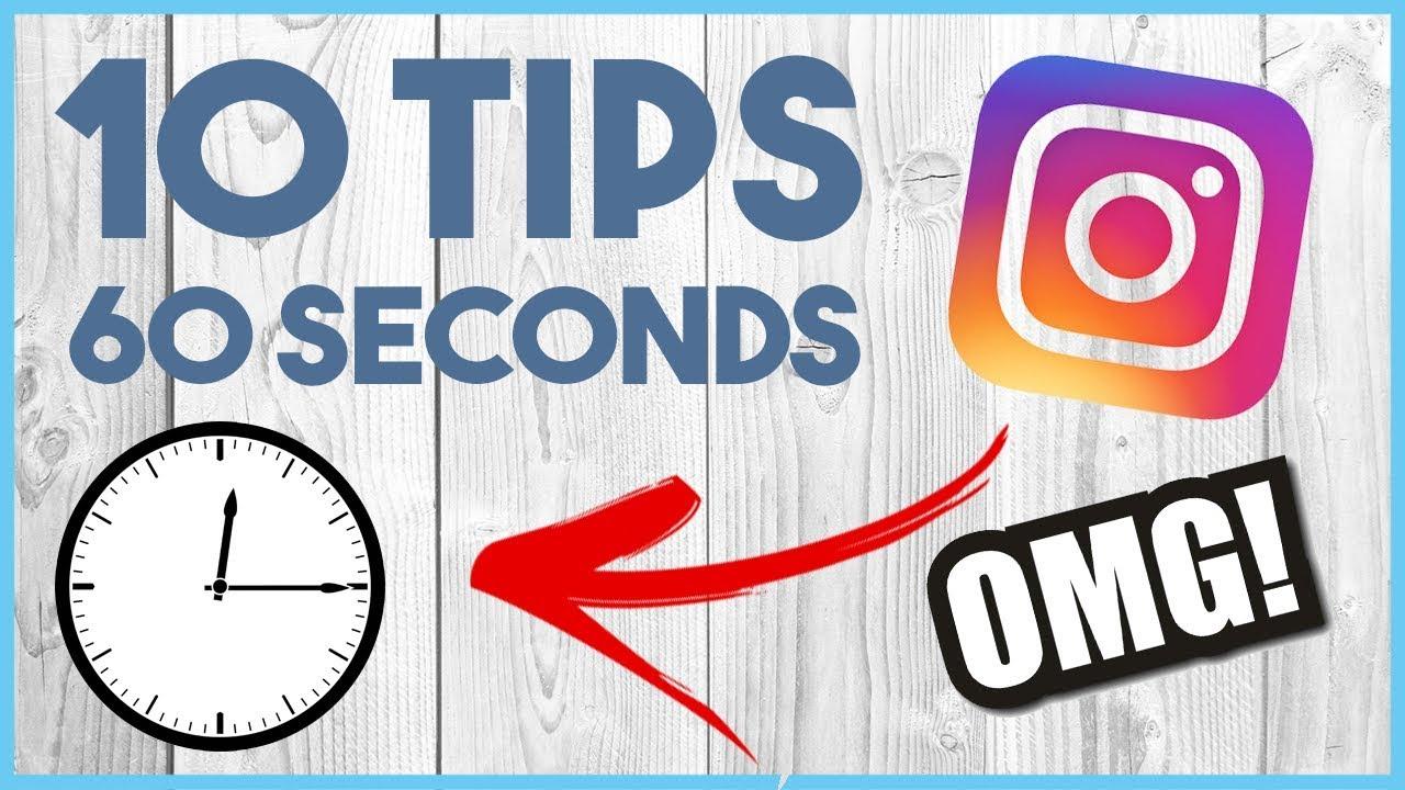 60 Seconds Tipps