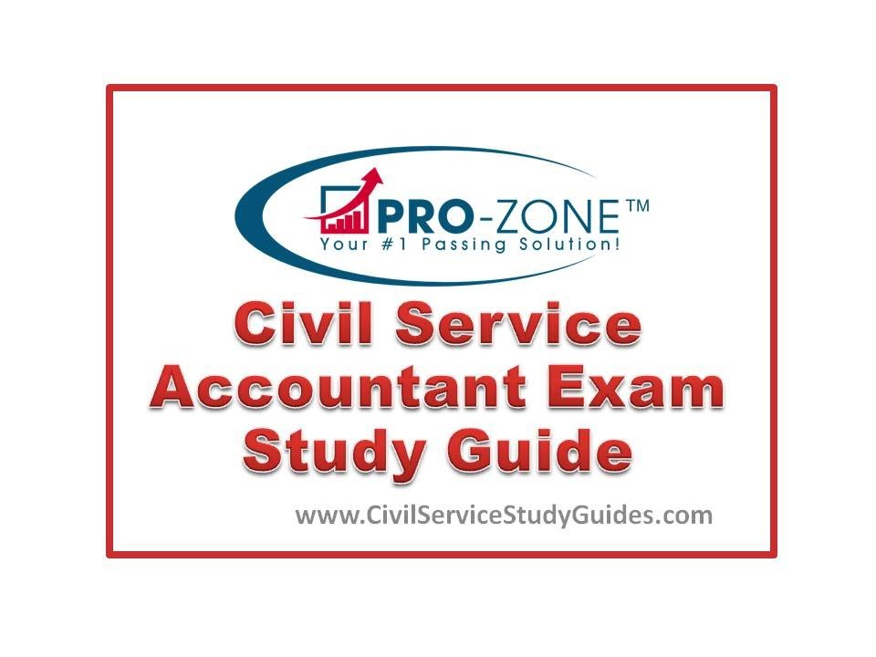 FINDING STUDY GUIDES FOR STATE CIVIL SERVICE EXAMS
