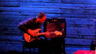 Tom Verlaine on a Brooklyn Stage - 9 / 26 / 2010. Galapogos